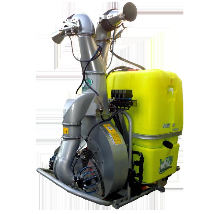 Sprayer-Espalier vineyards-Portable - FAST 600 - ≥ CV 60-44 KW